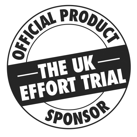 Official Product Sponsor of UK EFFORT Trial