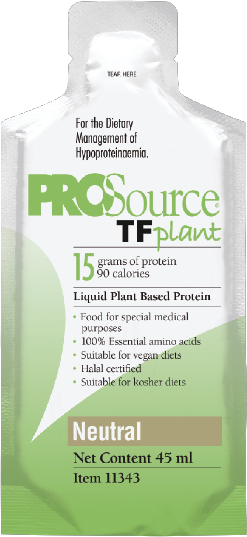 ProSource TF Plant
