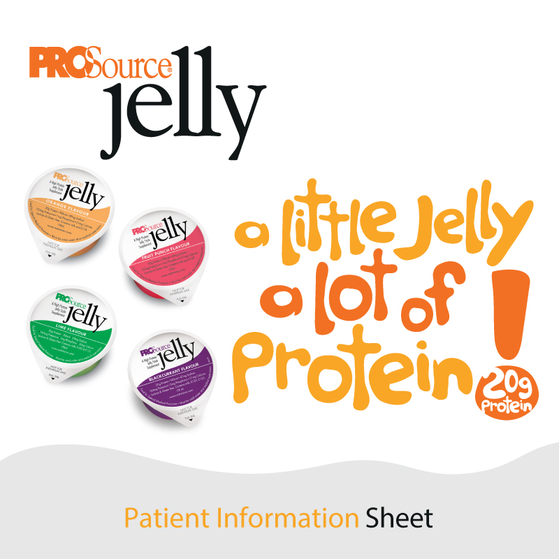 ProSource Jelly - Patient Information Sheet