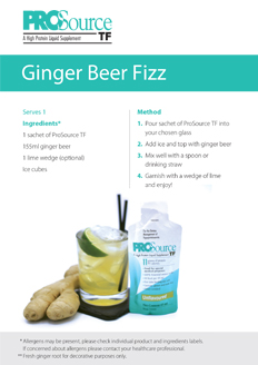 Ginger Beer Fizz