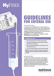 HyFIBER Usage Guidelines